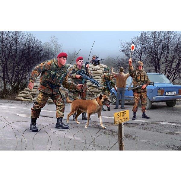 (KRK) Forces allemandes Crise de réaction de l'armée