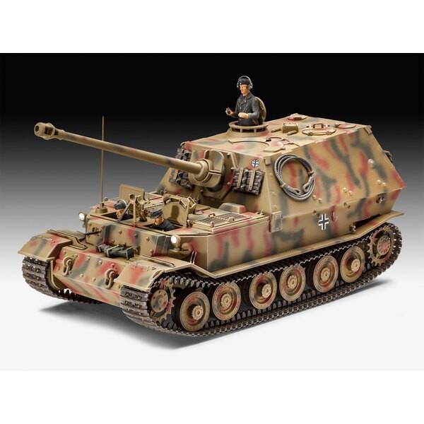 Sd.Kfz.184 Elefant Tank Hunter Kit de construction modèle d'un chasseur de chars Wehrmacht lourd équipé d'un canon antichars Stu