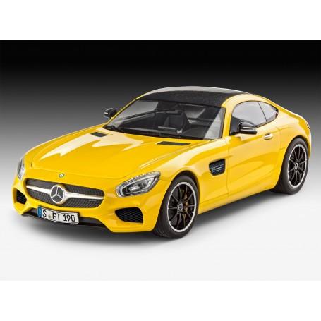 Mercedes Amg Gt Nouvel Outil