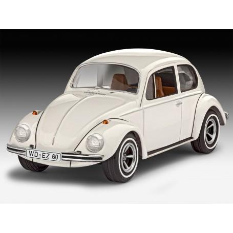 VW Beetle Un facile à construire kit de construction de modèle de la célèbre VW Beetle qui était une partie importante de la vie