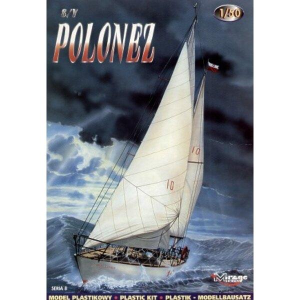 Polonez yacht à voile