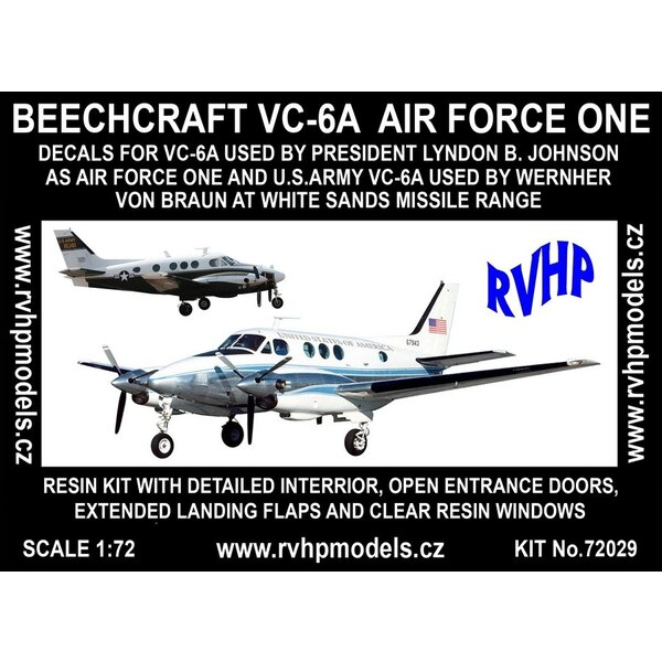 Beechcraft VC-6A Air Force One