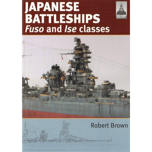 Battleships Fuso et Ise cours de japonais par Robert Brown