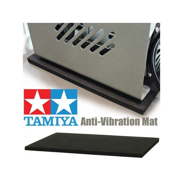 Ce produit absorbe non seulement les vibrations de votre compresseur d'air, il a encore la fermeté pour fournir une base stable