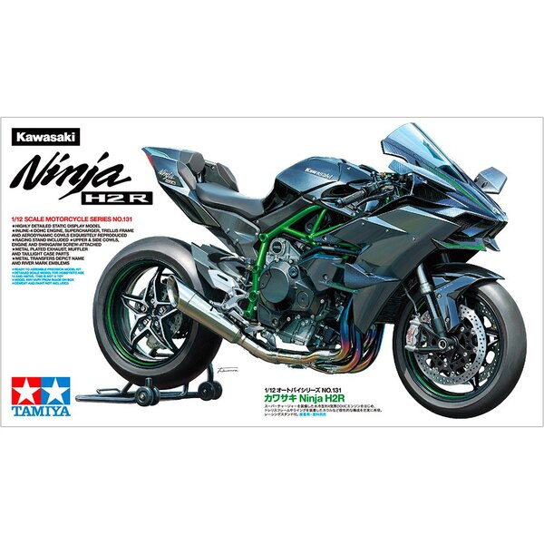 Kawasaki Ninja H2r A Real Show-Stopperfrom