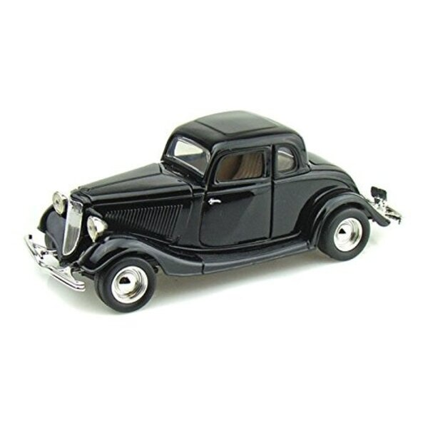 FORD COUPE HARD TOP 1934 NOIR