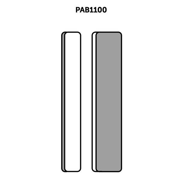 Flexi Slim-Line Sanders x3 (90x19x12mm) Ces ensembles de ponçage sont lavables et réutilisables et offrent les combinaisons suiv