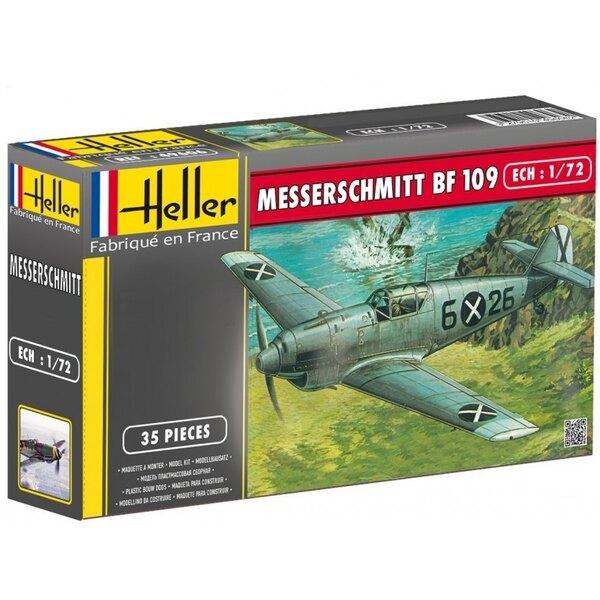 HELLER 80236 1/72 - MESSERSCHMITT BF 109/B1 C1