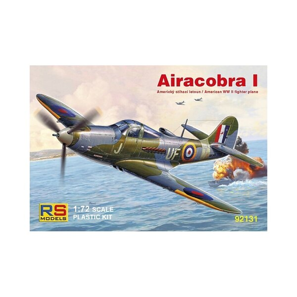 RS MODELS 92131 AIRACOBRA I/P-400 1/72