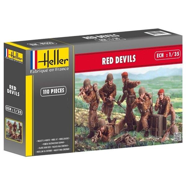 HELLER 81222 1/35 - RED DEVILS