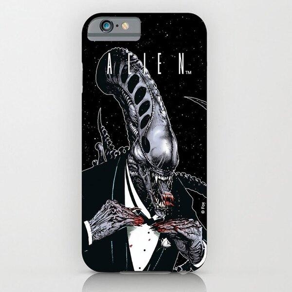 Alien coque iPhone 6 Plus Tuxedo
