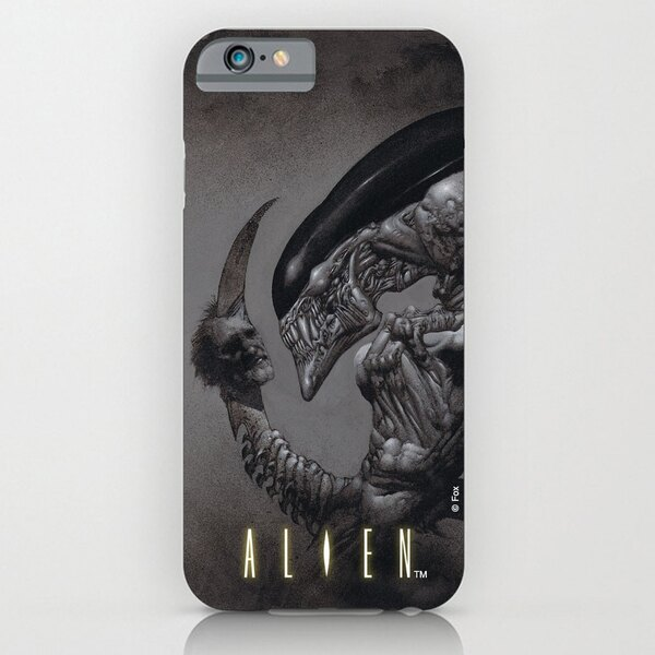 Alien coque iPhone 6 Dead Head