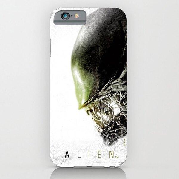 Alien coque iPhone 6 Face