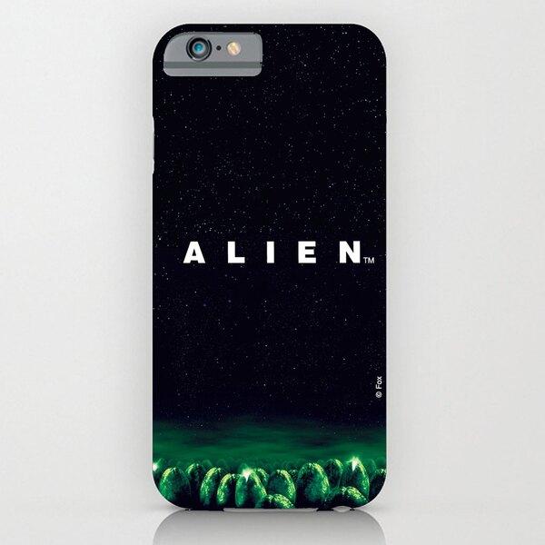 Alien coque iPhone 6 Plus Logo