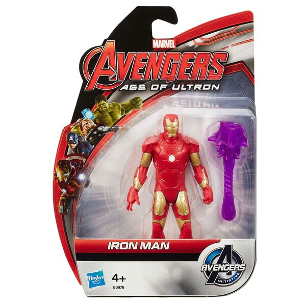 Avengers LÈre dUltron assortiment figurines All-Star 2015 Wave 2 10 cm (8)