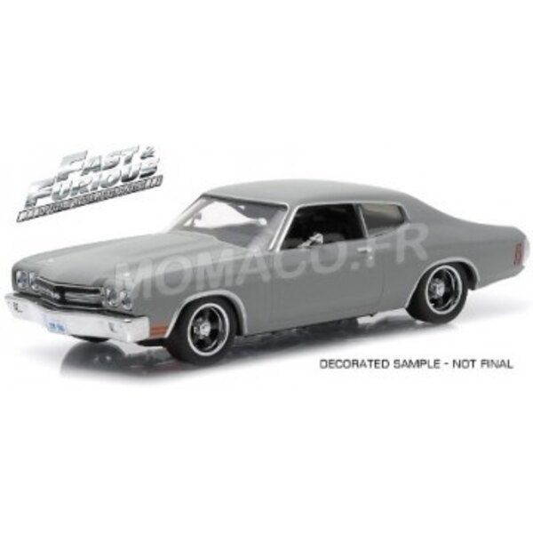 CHEVROLET CHEVELLE SS 1970 FAST AND FURIOUS 4 (2009)