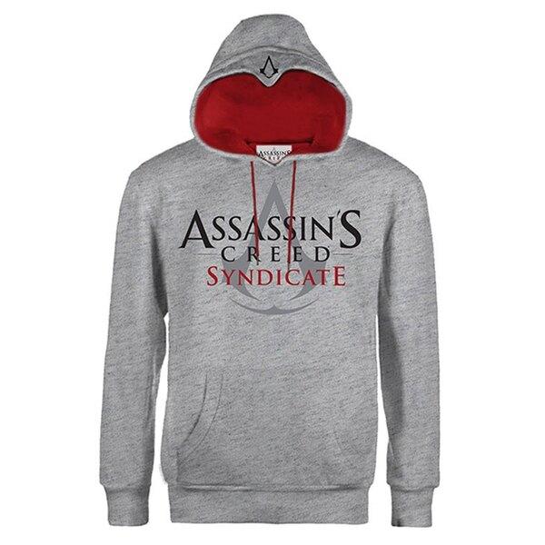 Assassins Creed Syndicate sweater à capuche Classic Logo Grey