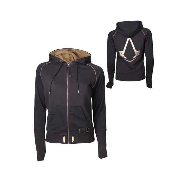Assassins Creed Syndicate Sweater à capuche femme Logo