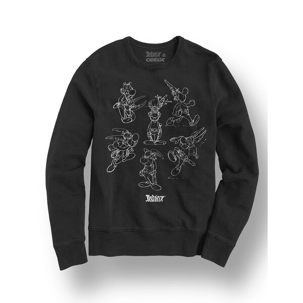 Asterix Sweater Character
