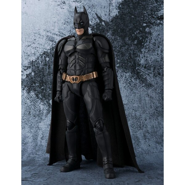 The Dark Knight figurine S.H. Figuarts Batman 15 cm
