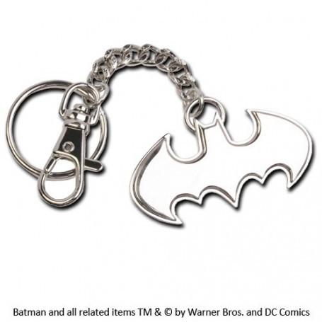 Batman porte-clés métal Logo Noble Collection NOB8362