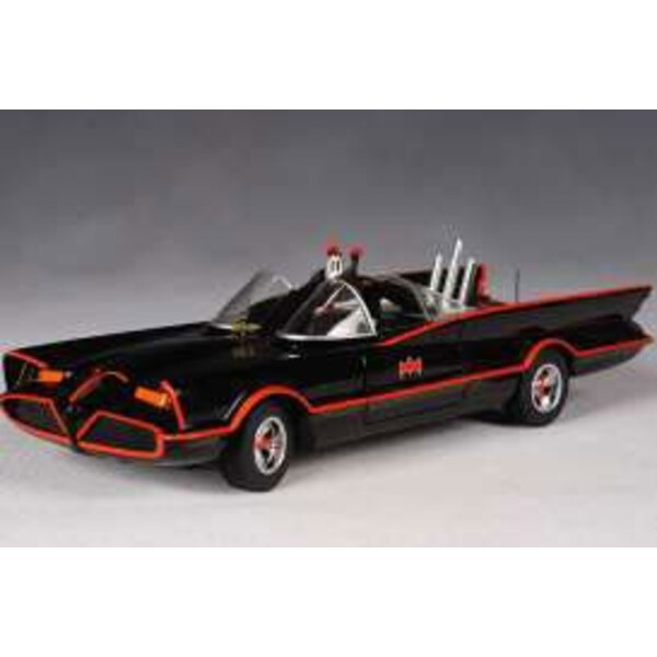 Batman 1/32 1966 Classic TV Series Batmobile métal