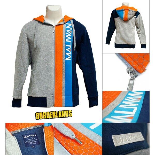 Borderlands sweater à capuche Maliwan