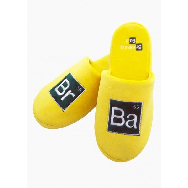 Breaking Bad chaussons Elements