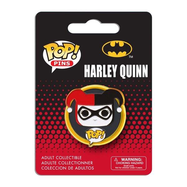 DC Comics POP! Pins badge Harley Quinn