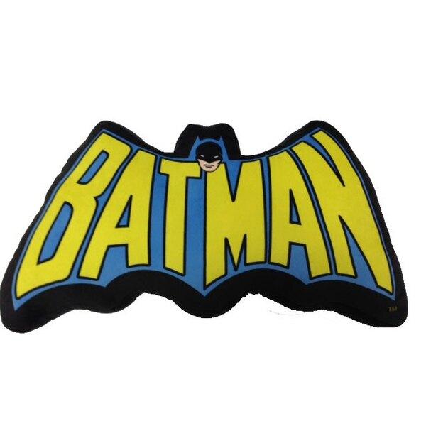 DC Comics oreiller Batman Letters 34 cm