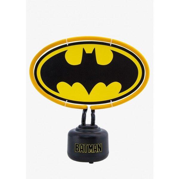 DC Comics Lampe Neon Batman Crest 23 x 24 cm