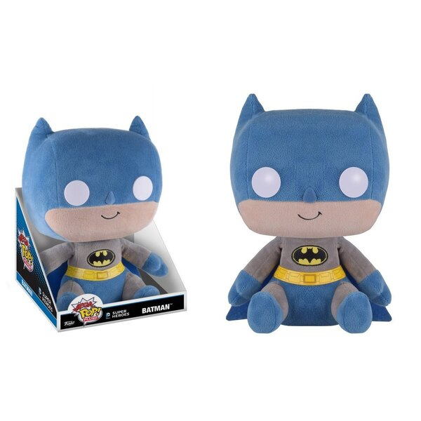 DC Comics Mega Pop! peluche Batman 40 cm