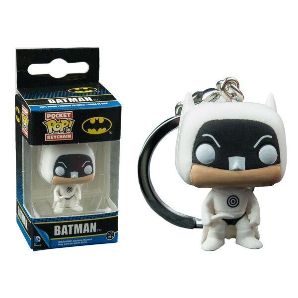DC Comics porte-clés Pocket POP! Vinyl Batman Bullseye 4 cm
