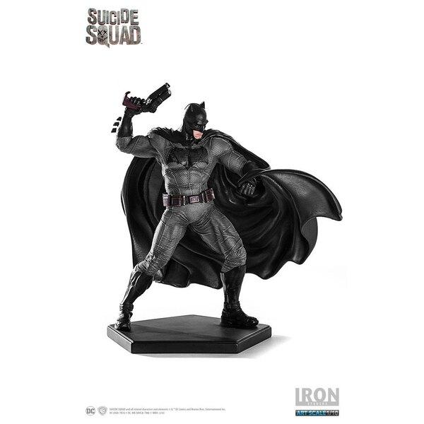 Suicide Squad statuette 1/10 Batman 21 cm