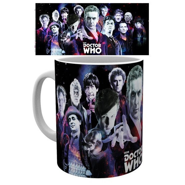 Doctor Who mug Cosmos