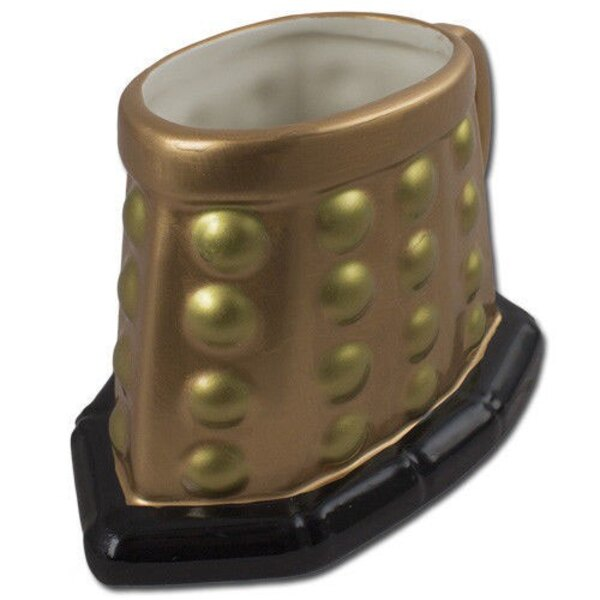 Doctor Who mug porcelaine 3D Dalek
