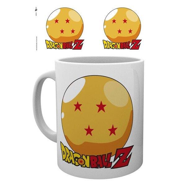 Dragonball Z mug Ball Logo