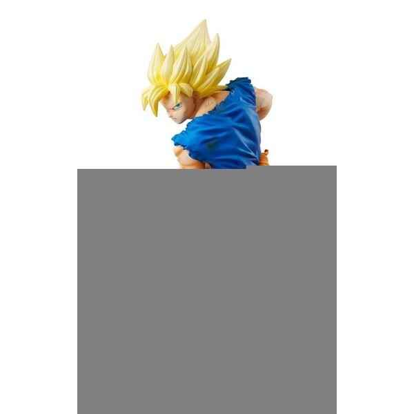 Dragonball Z D.O.D.O.D. statuette Super Saiyan Son Goku 17 cm