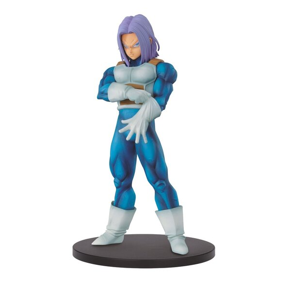 Dragonball Z figurine Resolution of Soldiers Trunks 17 cm
