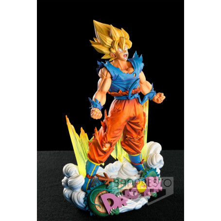 Dragonball Z figurine Super Master Stars Piece The Son Goku 18 cm