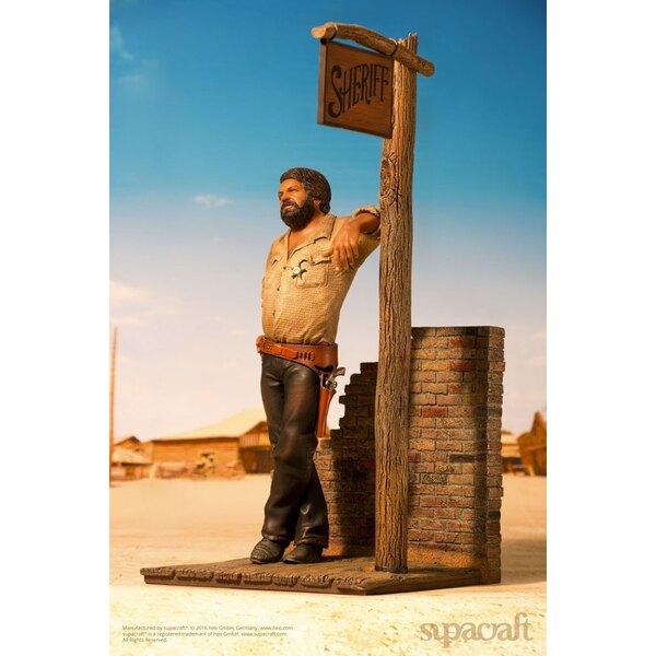 Bud Spencer statuette 1/6 1970 44 cm