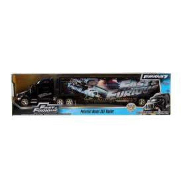 Fast & Furious 7 1/64 Lang Hauler métal