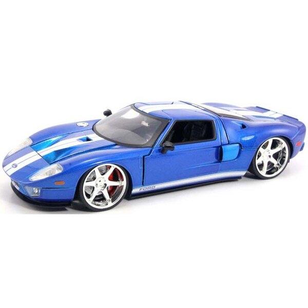 Fast & Furious 5 1/24 Ford GT40 métal