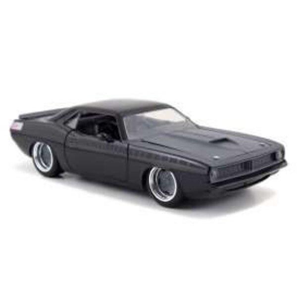 Fast & Furious 1/24 1970 Plymouth Lettys Barracuda métal