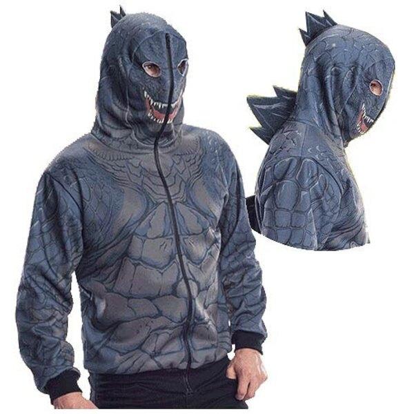Godzilla sweater à capuche Godzilla