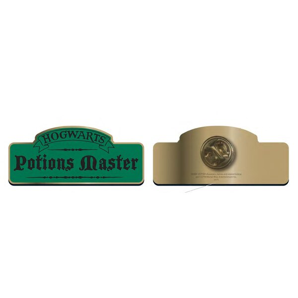 Harry Potter badge Potions Master (12)