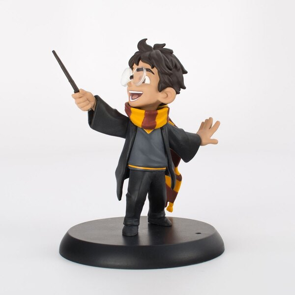 Harry Potter figurine Q Harry's First Spell 9 cm