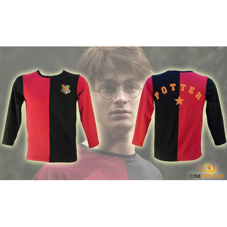 Harry Potter t-shirt manches longues Triwizard Cup Cinereplicas HPE5601S