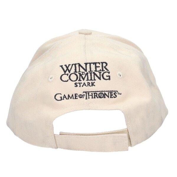 Le Trône de fer casquette baseball Stark