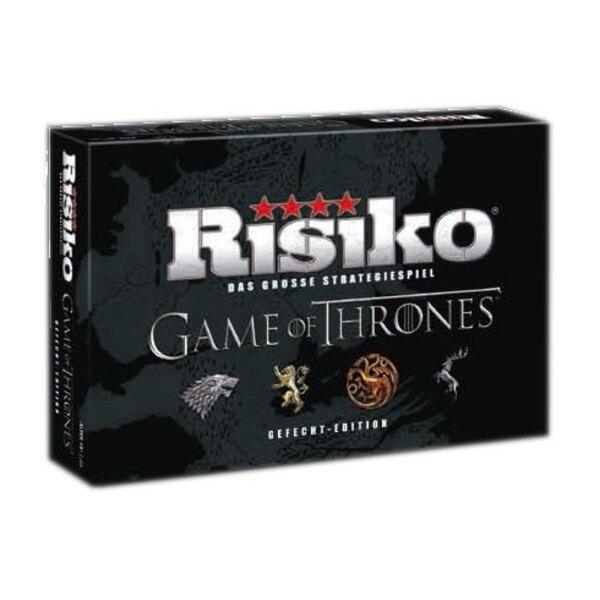 Le Trône de fer jeu de plateau Risk Gefecht Edition *ALLEMAND*